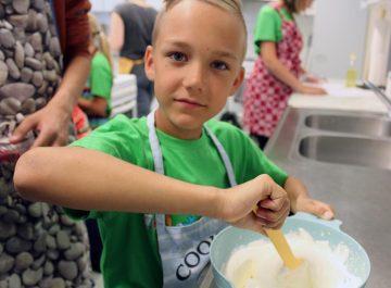 Anmälan till sommarens matskolor öppnar